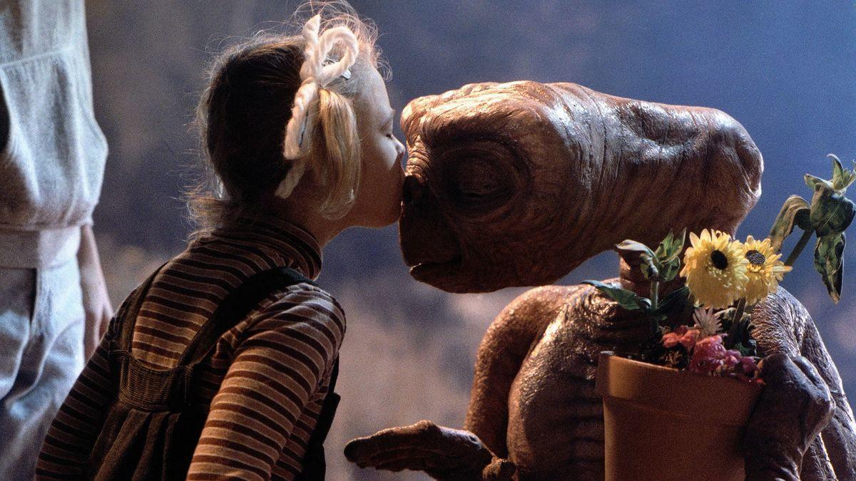 2. ET: The Extra-Terrestrial