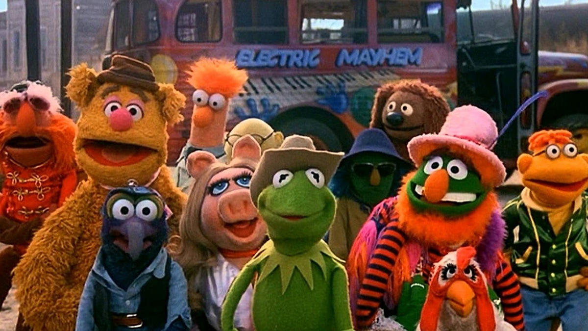 5. The Muppet Movie