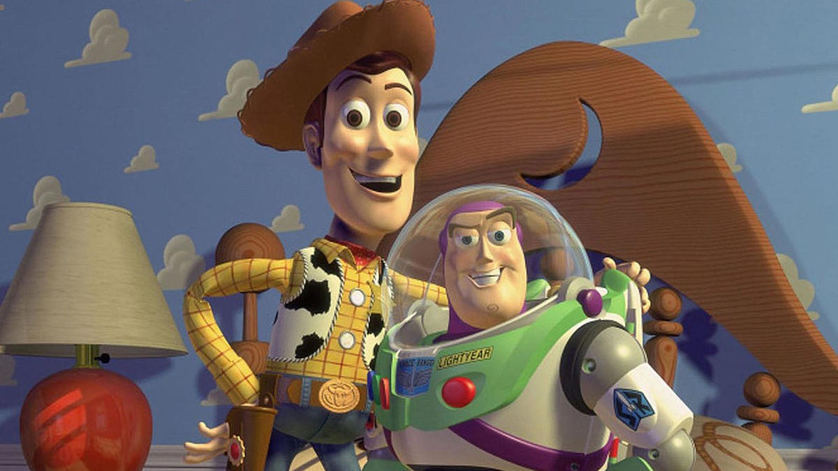 8. Toy Story