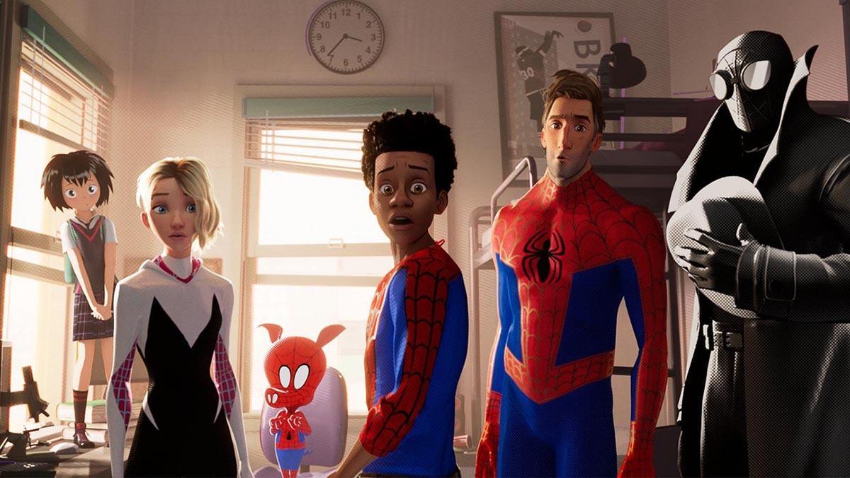 12. Spider-Man: Into the Spider-Verse