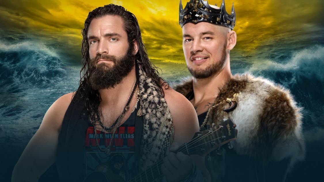 3. Elias vs. King Corbin