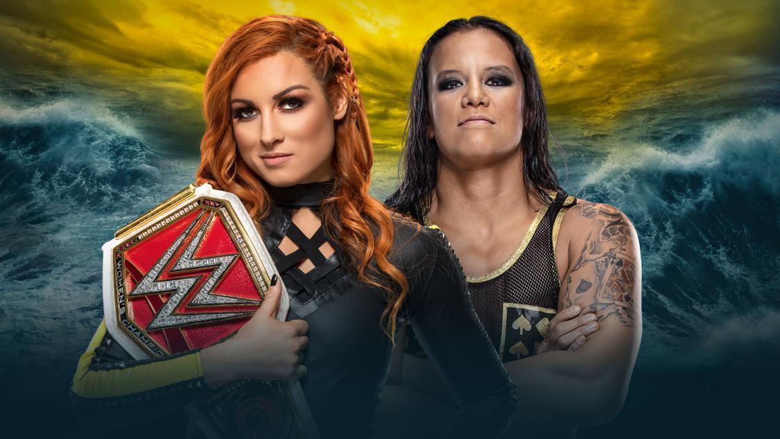 4. Becky Lynch (c) vs. Shayna Baszler (Raw Women's Championship)