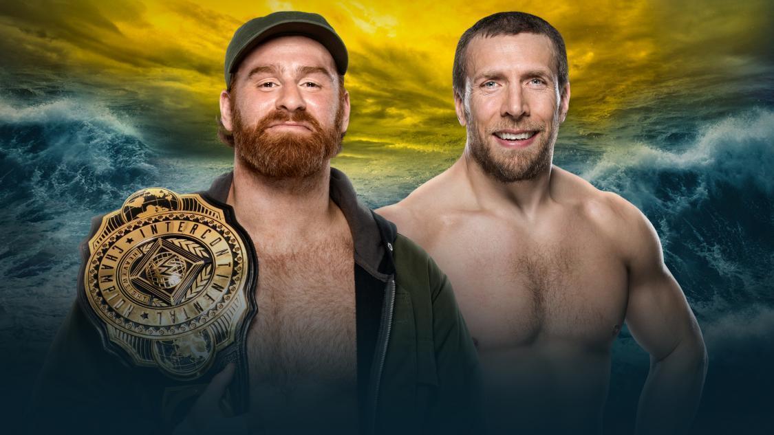 5. Sami Zayn (c) vs. Daniel Bryan (Intercontinental Championship)