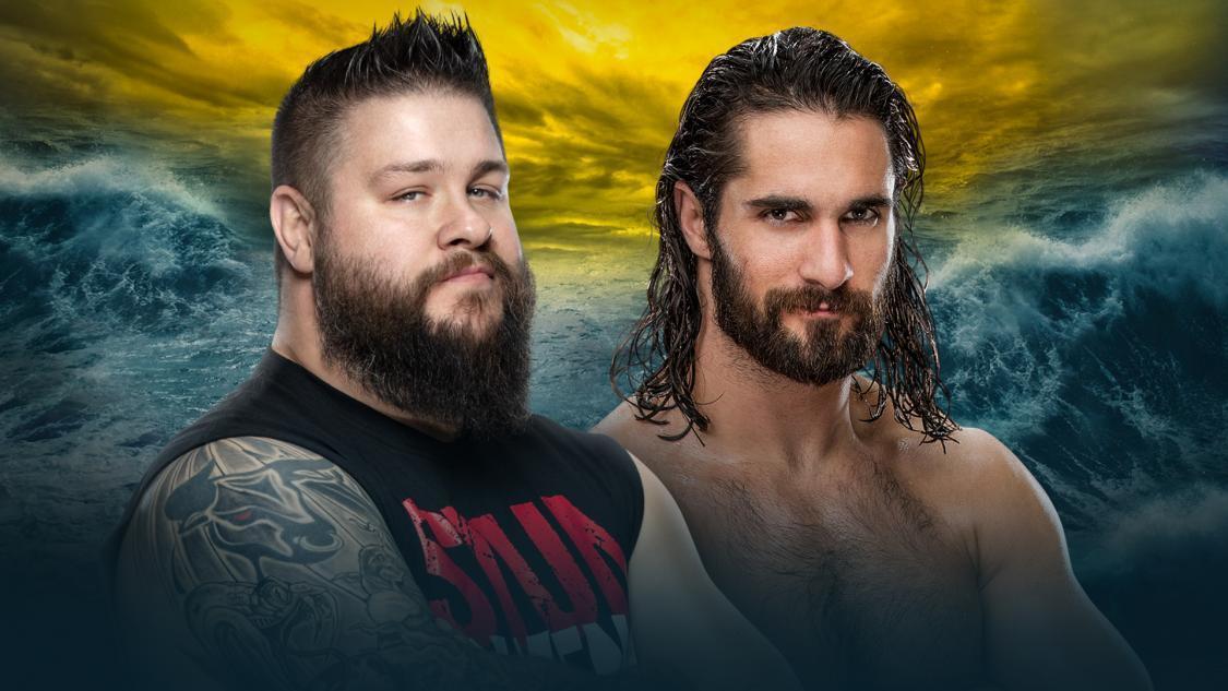 7. Kevin Owens vs. Seth Rollins