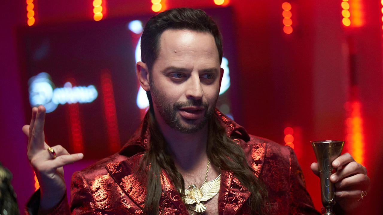 9. Nick Kroll is back and burnt.