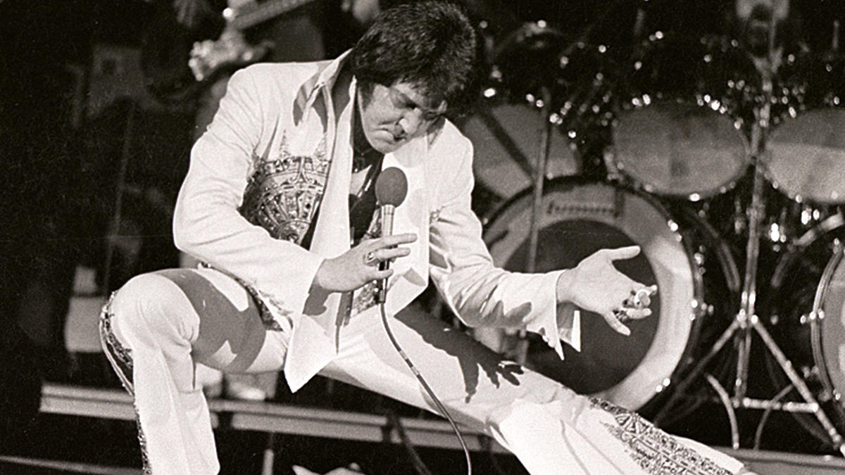 Untitled Elvis Presley biopic