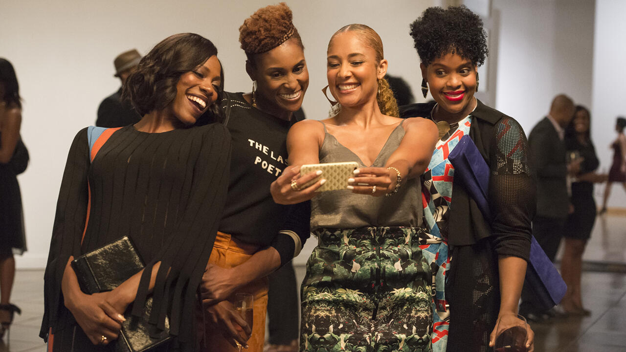 5. Insecure (HBO)