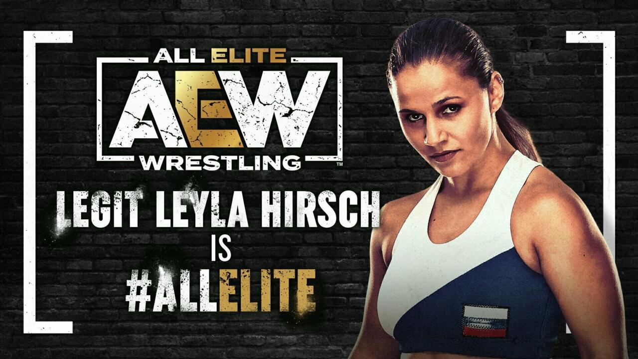 """Legit"" Leyla Hirsch"