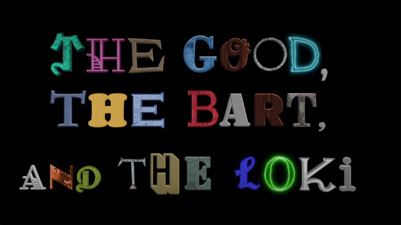 1. The title card