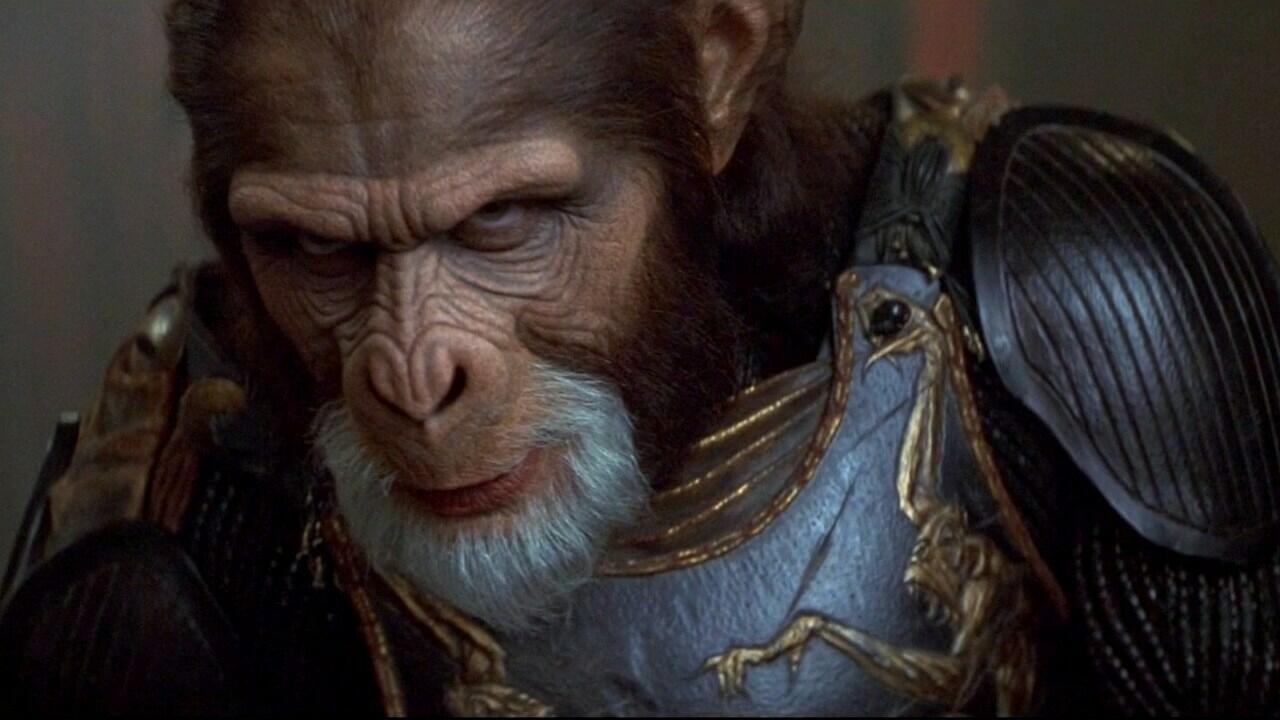 10. Planet of the Apes (2001)