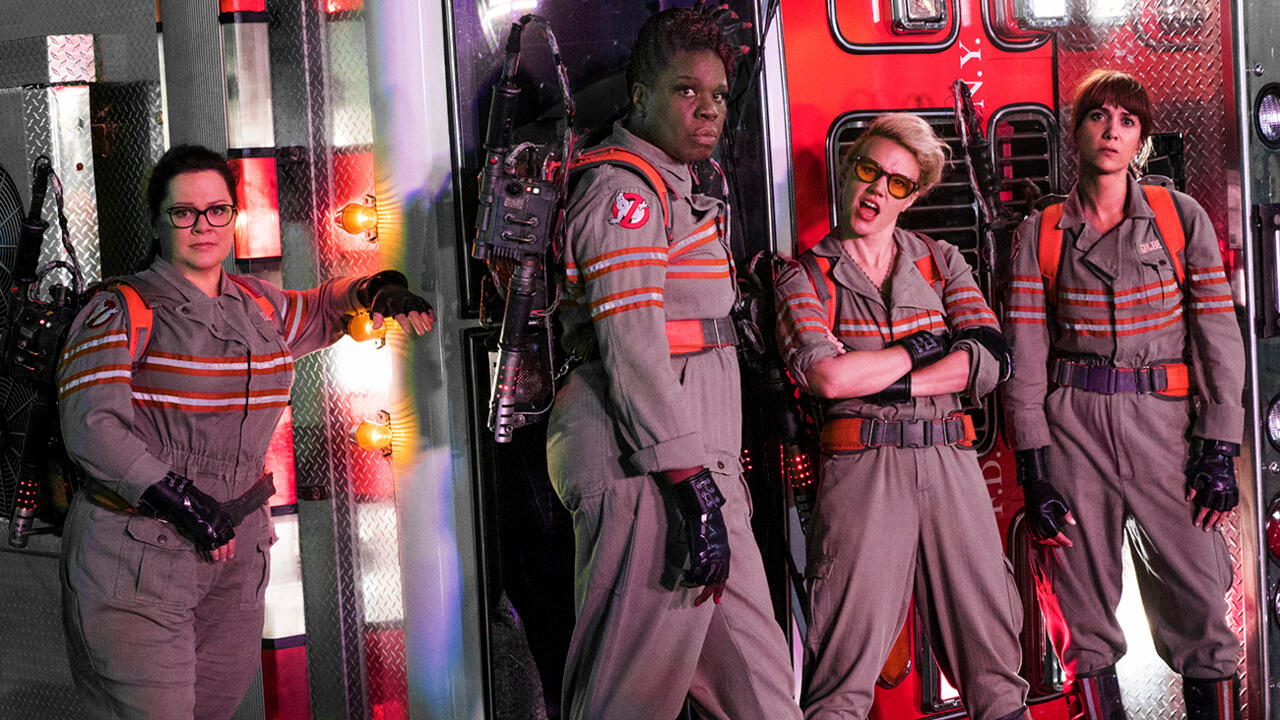 13. Ghostbusters: Answer the Call (2016)