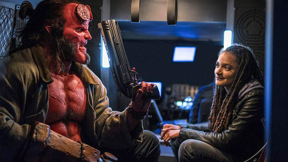 8. Hellboy (2019)
