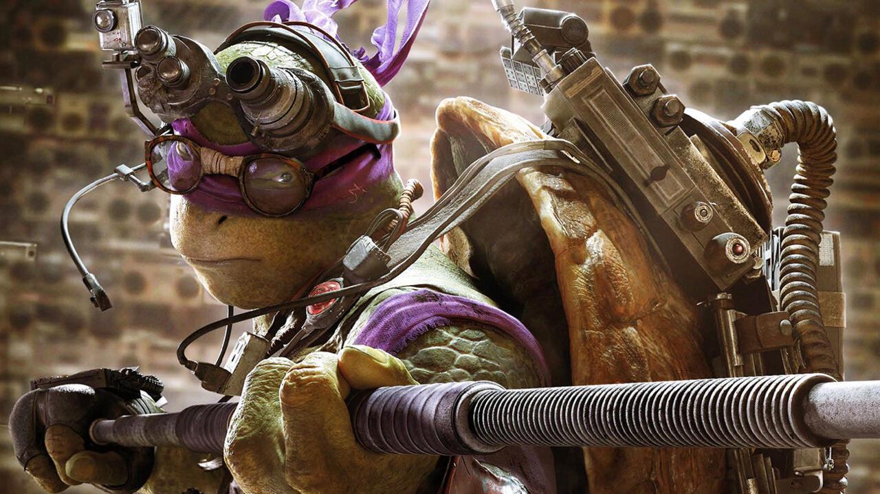 4. Ninja Turtles (2014)