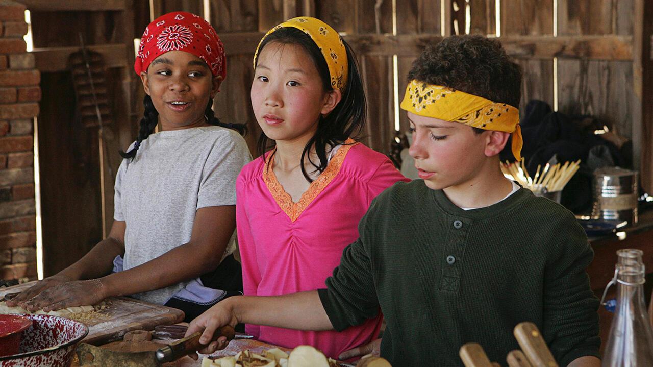2. Kid Nation (2007, 1 season)