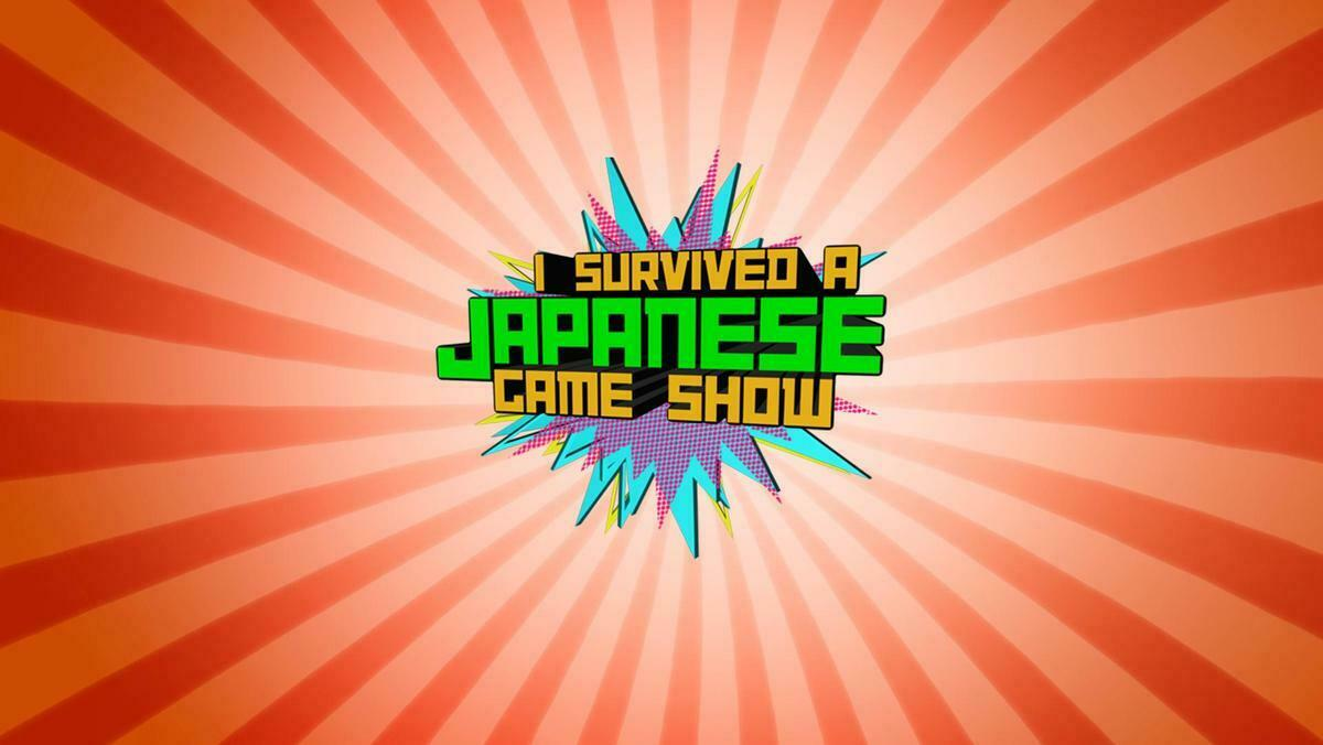 10. I Survived A Japanese Game Show (2008-2009, 2 seasons)