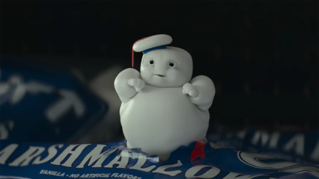 11. Lil' baby Stay-Puft