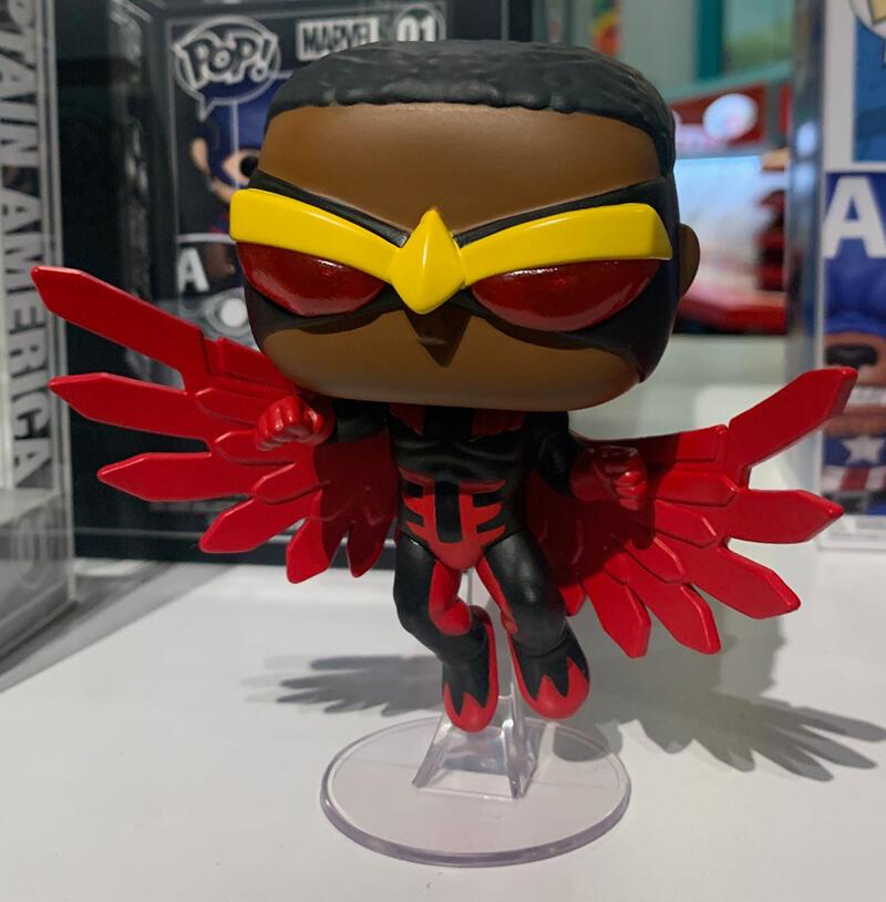 8. Falcon