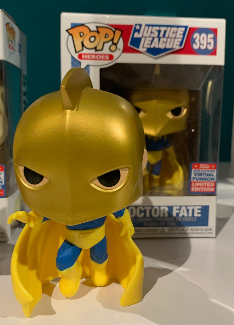 9.Doctor Fate