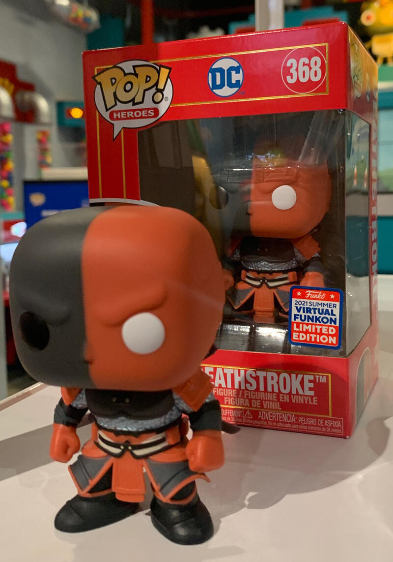 11. Imperial Palace Deathstroke