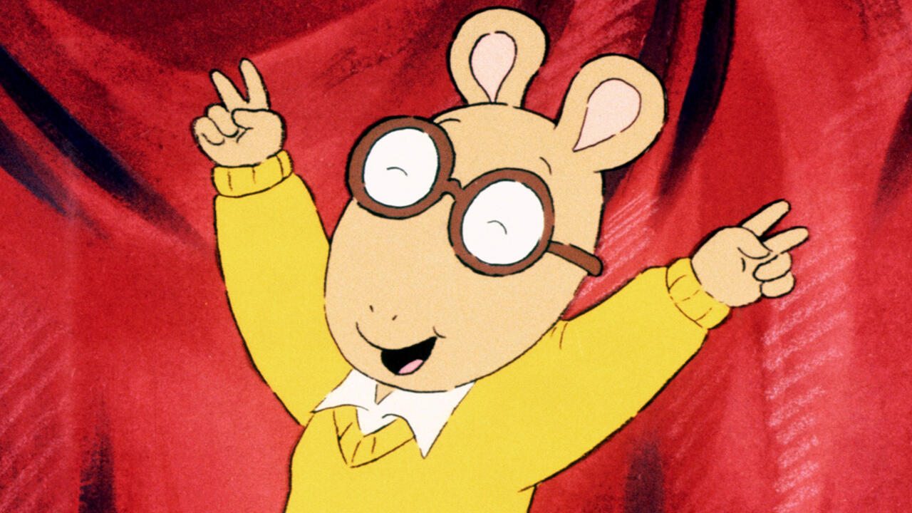 44. Arthur (PBS)