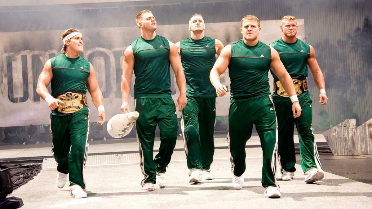 11. The Spirit Squad