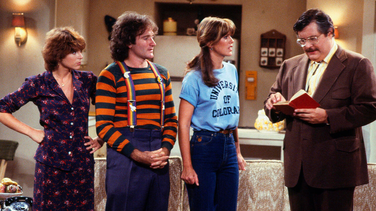 6. Mork and Mindy