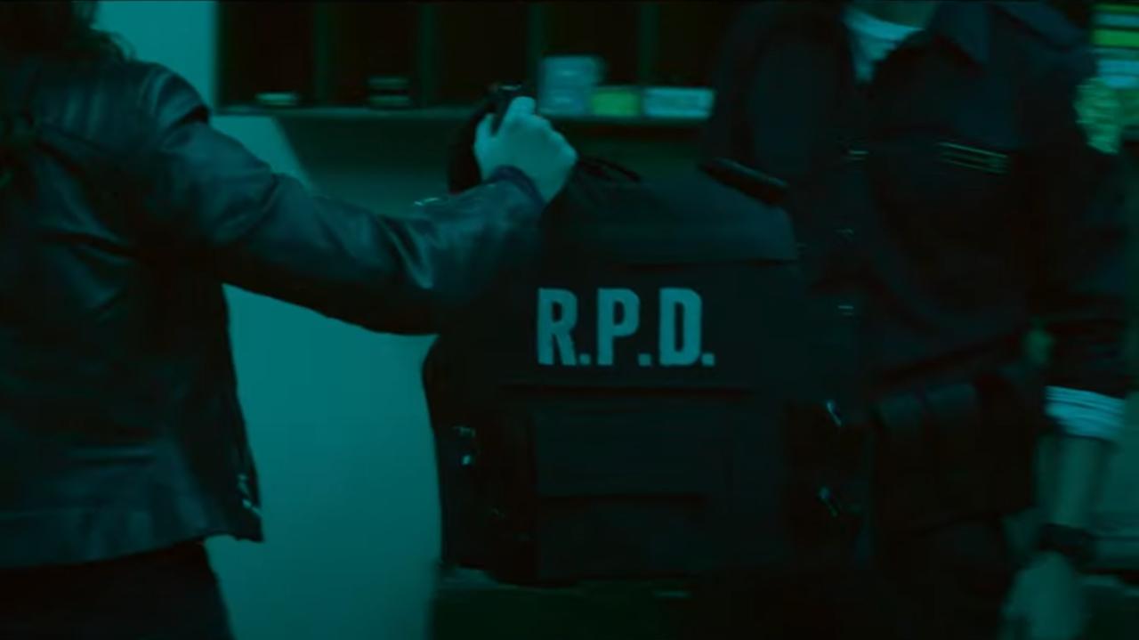 That vest