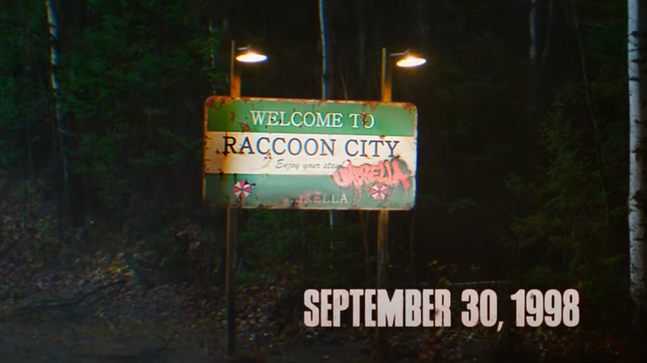 Welcome to Raccoon City