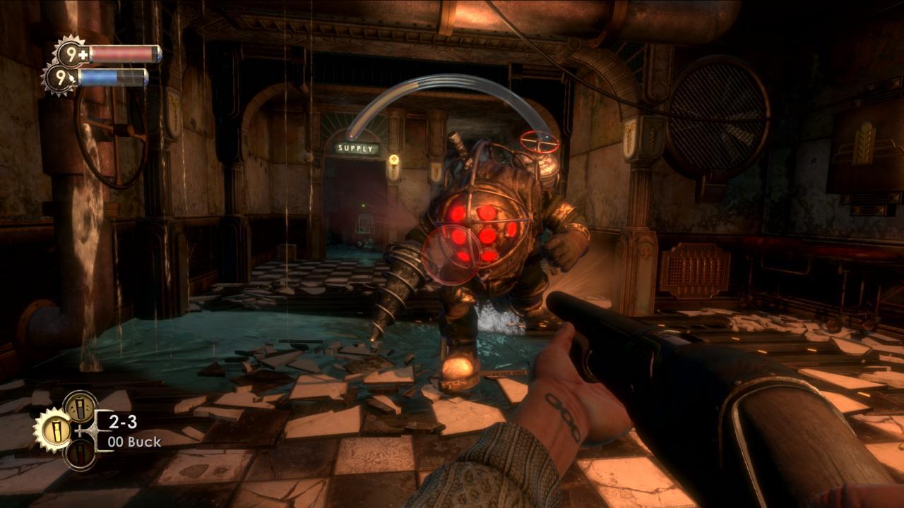Bioshock -- August 21, 2007