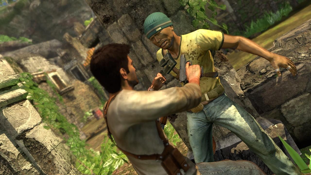 Uncharted: Drake's Fortune -- November 19, 2007