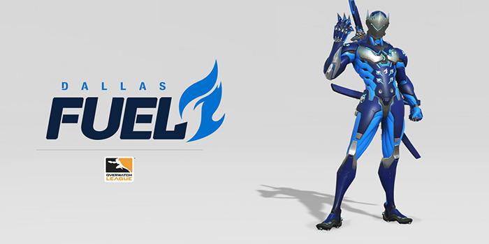Dallas Fuel (Pacific Division)