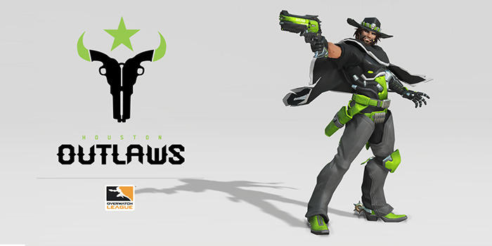 Houston Outlaws (Pacific Division)
