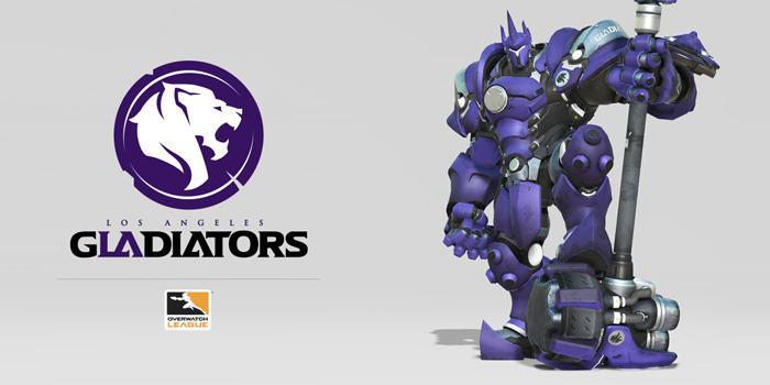 Los Angeles Gladiators (Pacific Division)