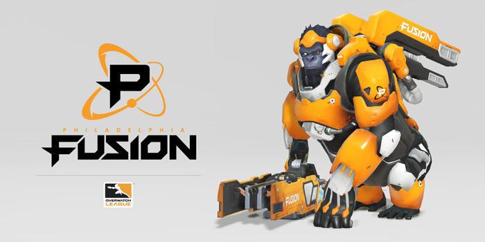 Philadelphia Fusion (Atlantic Division)