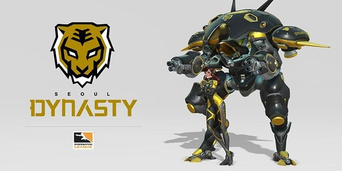 Seoul Dynasty (Pacific Division)