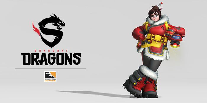Shanghai Dragons (Pacific Division)