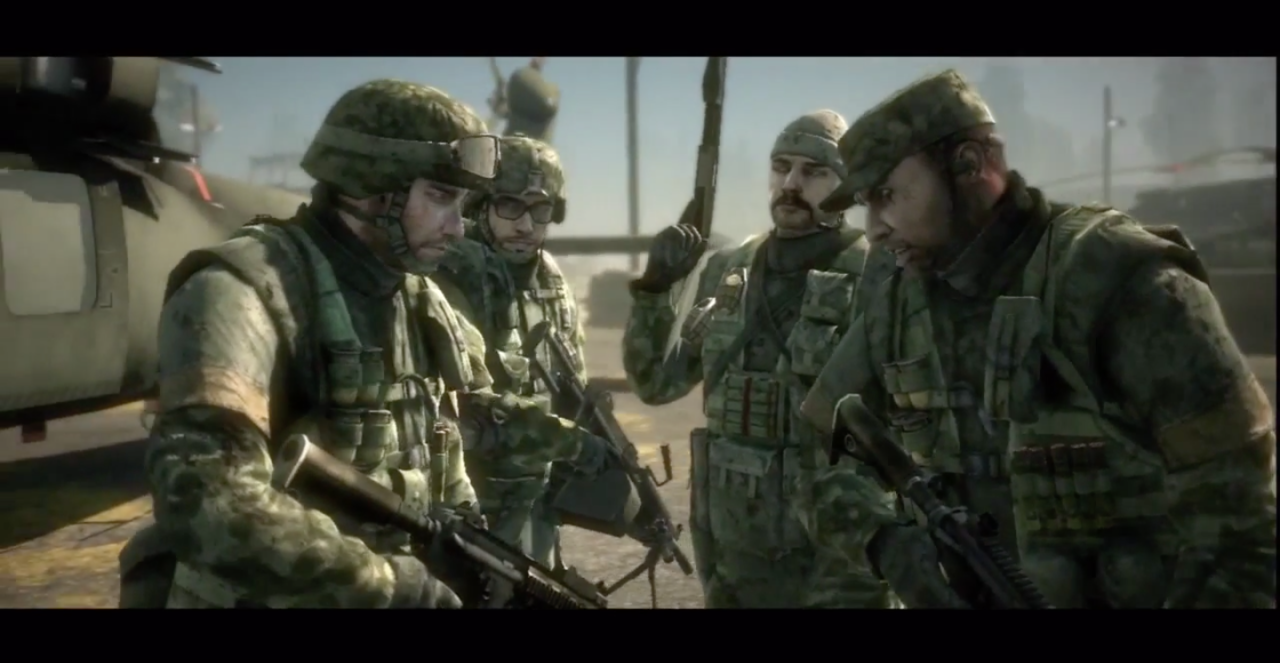 Battlefield: Bad Company (June 23, 2008)