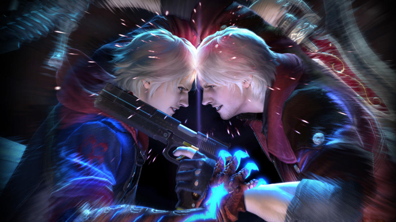 Devil May Cry 4 (February 5, 2008)