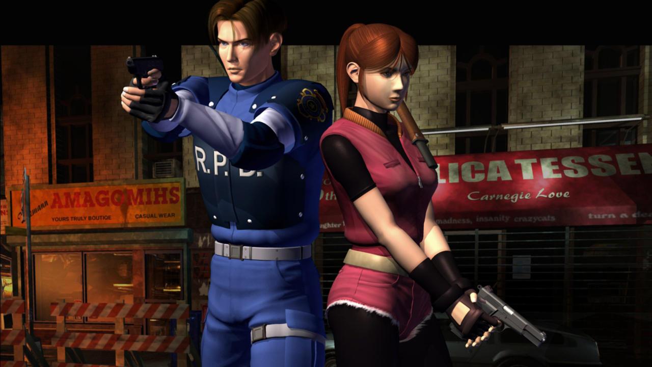 Resident Evil 2 (January 21, 1998)