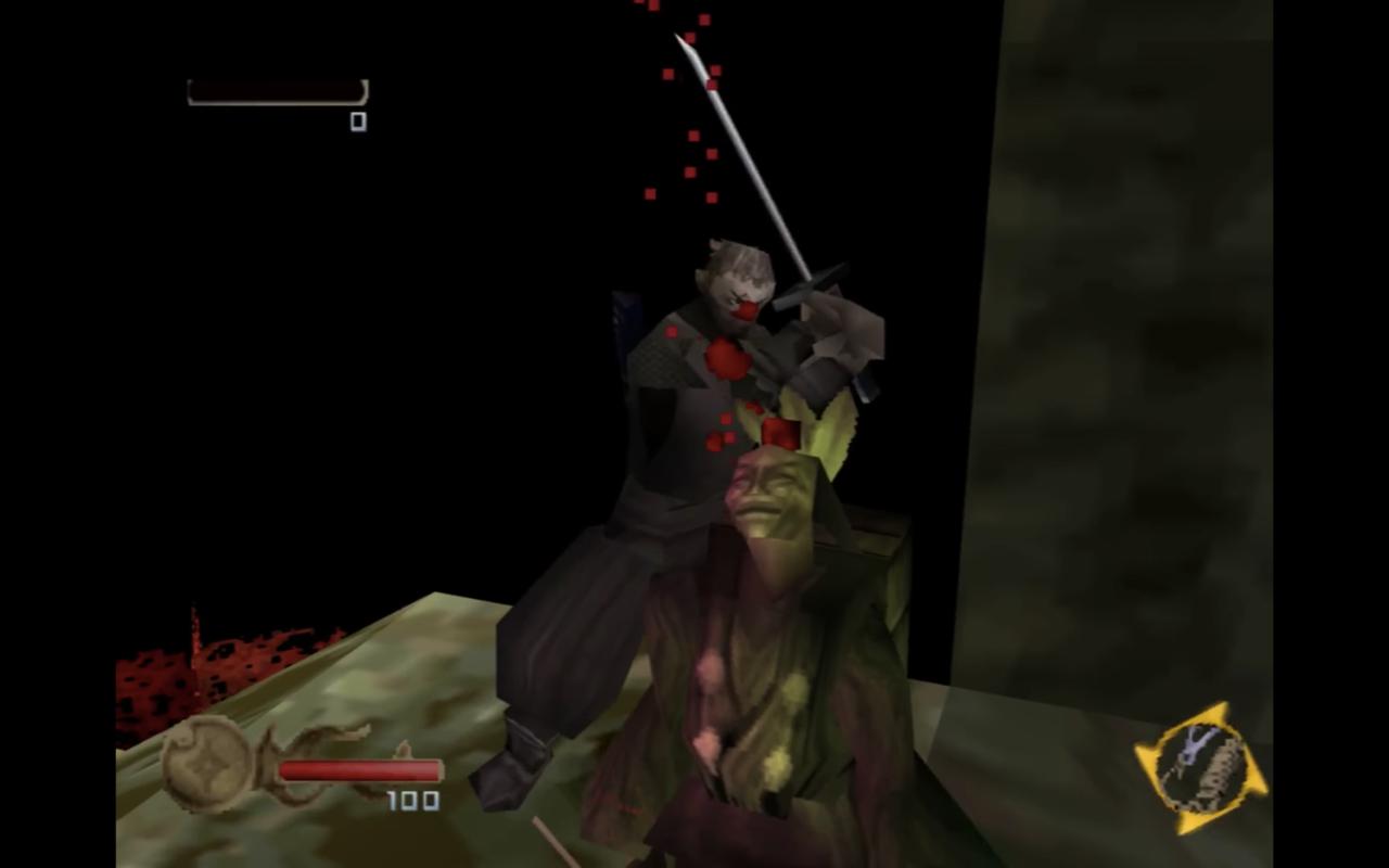 Tenchu: Stealth Assassins (February 26, 1998)