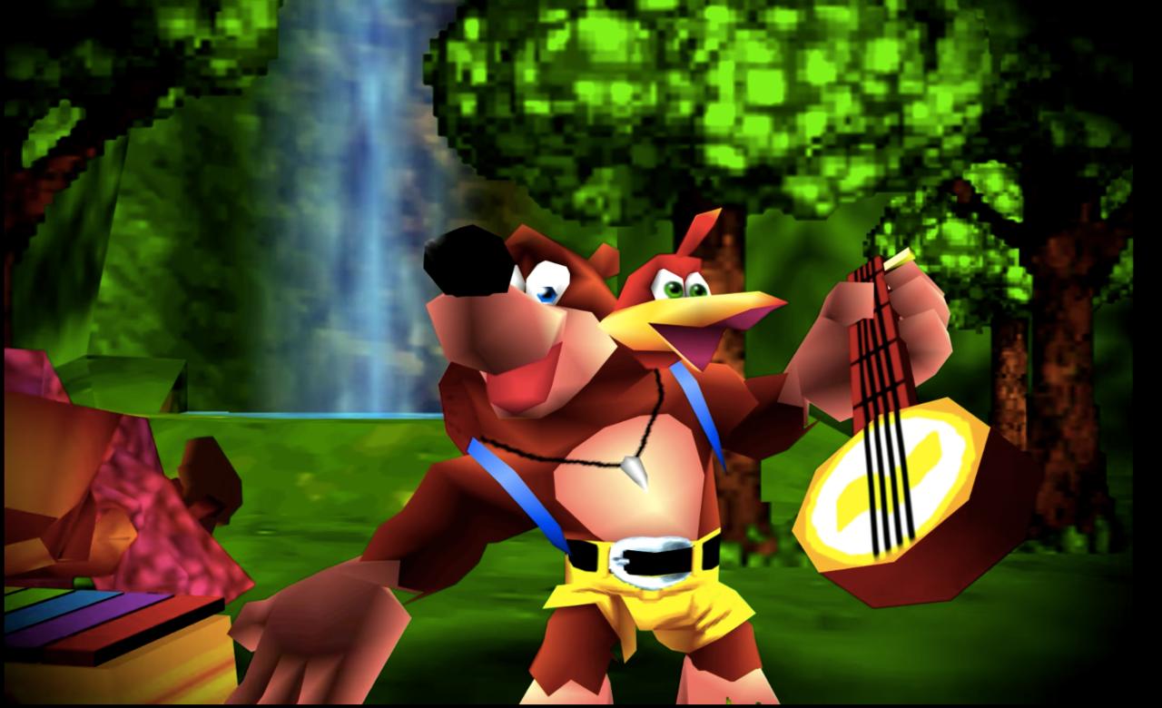 Banjo-Kazooie (June 29, 1998)