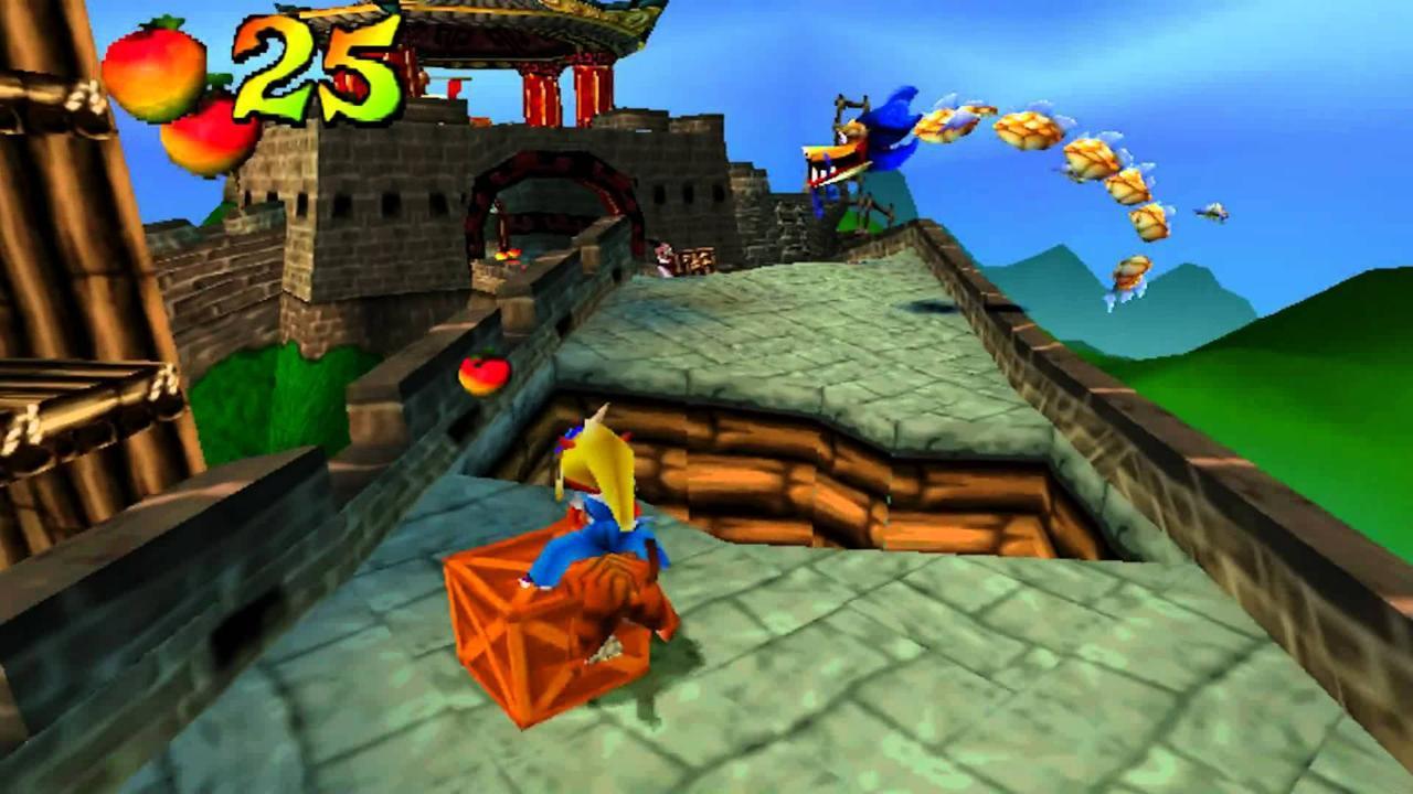 Crash Bandicoot Warped (November 4, 1998)