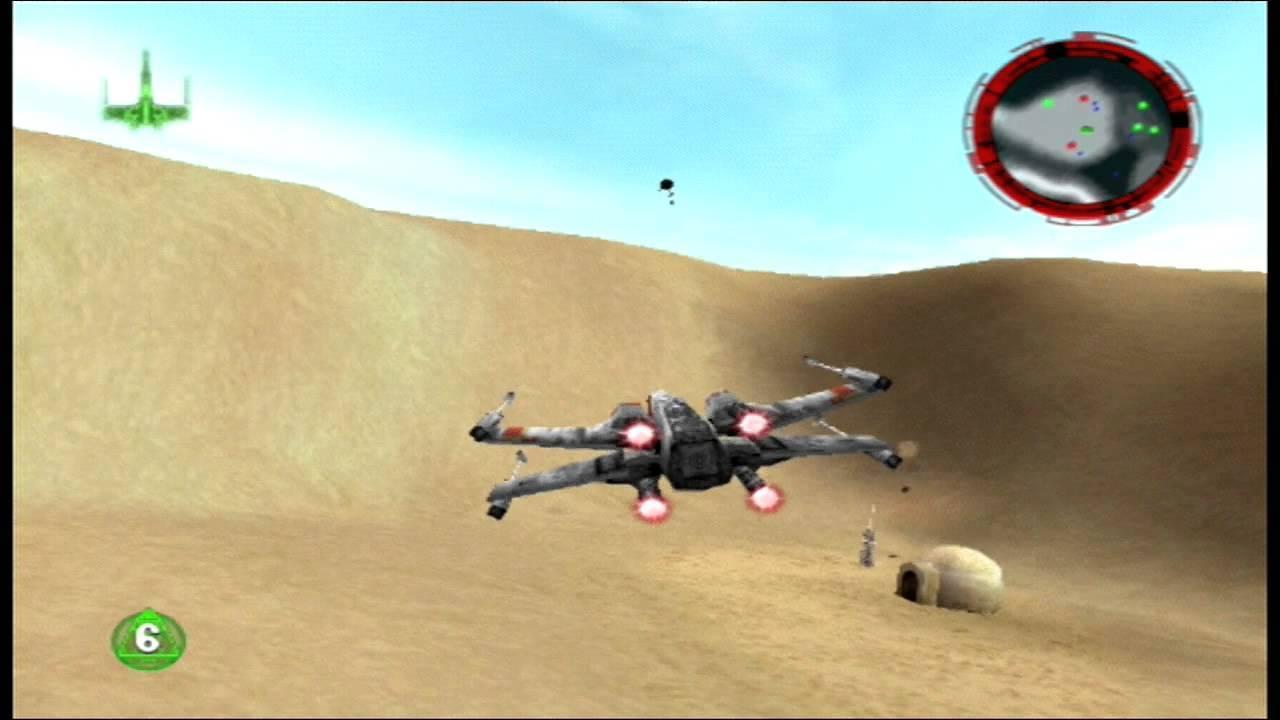 Star Wars: Rogue Squadron (December 3, 1998)