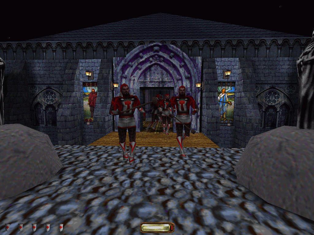 Thief: The Dark Project (November 30, 1998)