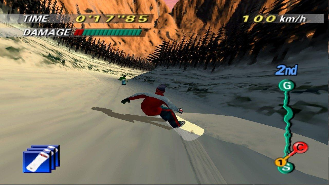 1080 Snowboarding (March 31, 1998)