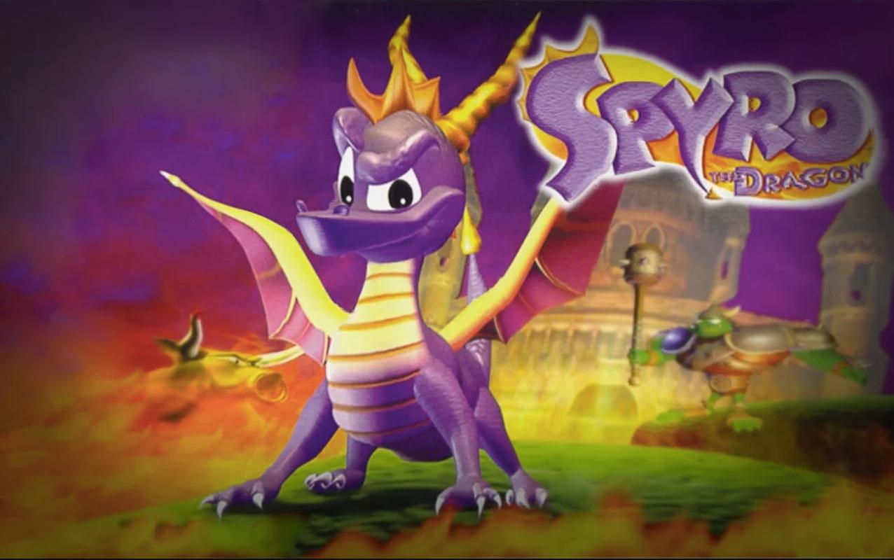 Spyro The Dragon (September 9, 1998)