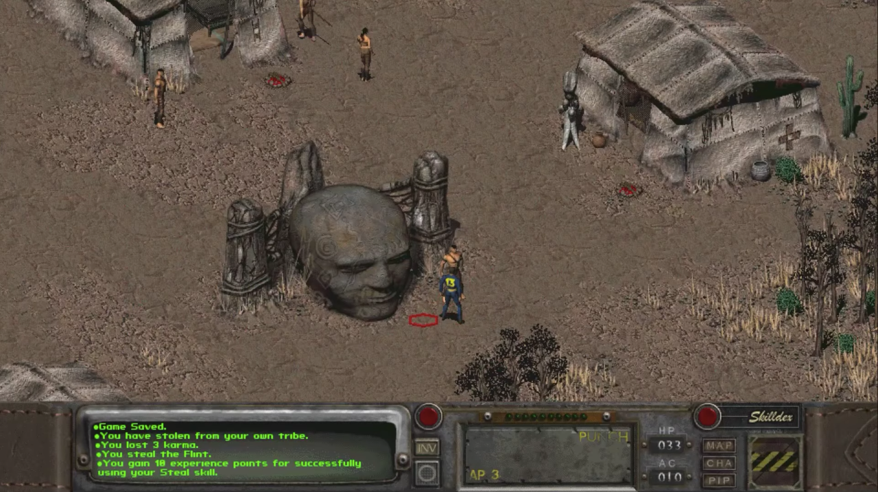 Fallout 2 (September 30, 1998)