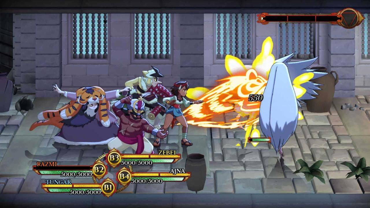 Indivisible (PC, PS4, Switch, Xbox One)