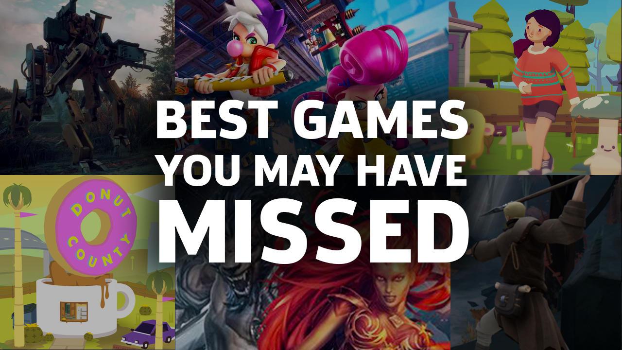 The underdogs of E3 2018