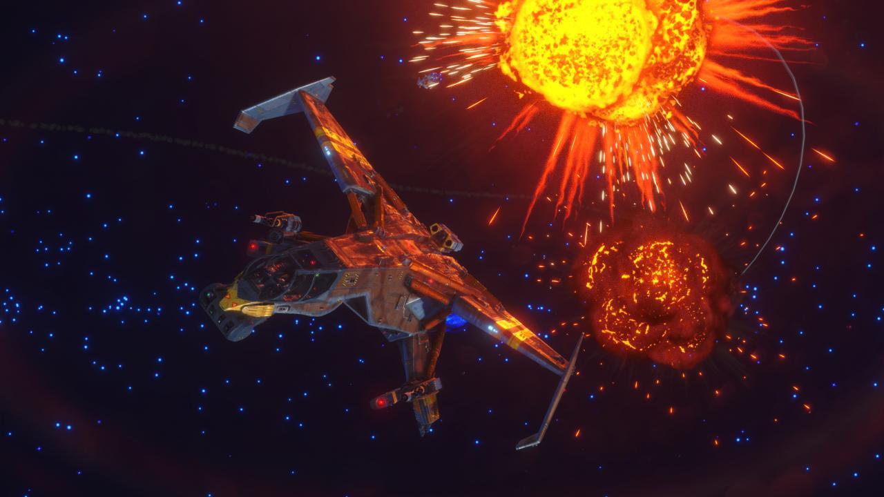 Rebel Galaxy Outlaw | PC